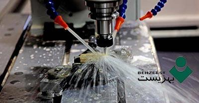 مایع ماشینکاری نیمه سینتاتیک semi synthetic oil
