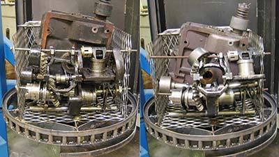 شوینده قطعات آهنی  شوینده قطعات آهنی با محافظت بالا بهزیست 1209                                             4