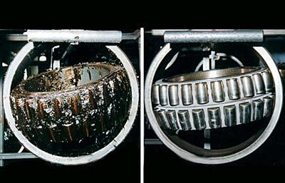شوینده قطعات آهنی  شوینده قطعات آهنی با کف محدود بهزیست 1211