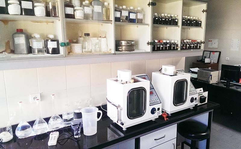 آزمایشگاه کنترل کیفیت کیمیاگران بهزیست  آزمایشگاه کنترل کیفیت                               2
